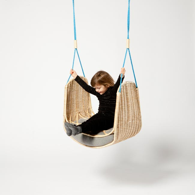 Balançoire SuperSwing par Marine Peyre - PlayWithDesign Edition 2015 / Yookô Network