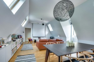 Appartement NTY à Paris par AGV Architecte
