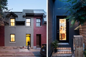 Maison Grand Trunk à Montréal par le studio MARK + VIVI