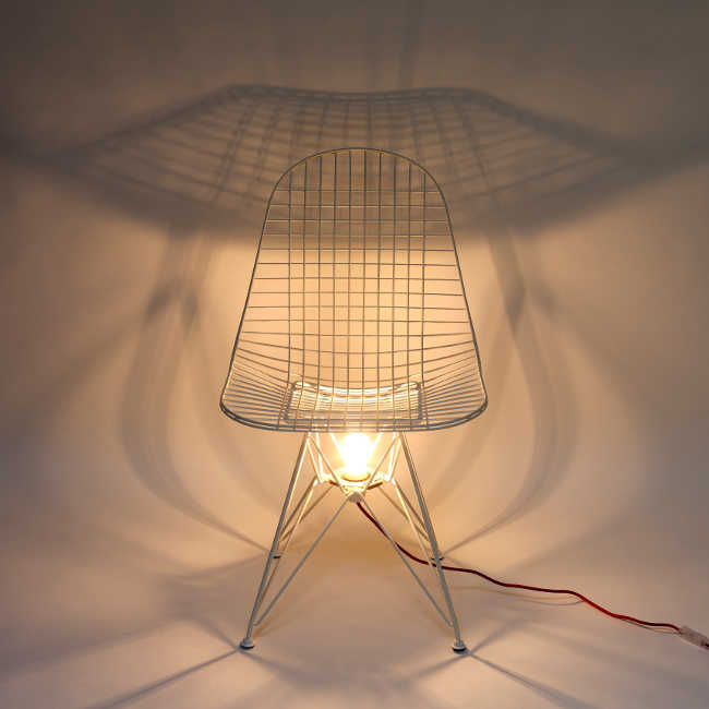 Eames shadow by Patrick Jouin