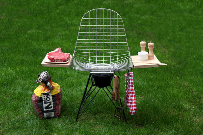 Barbecue Eames by 5-5 designstudio