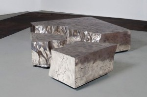 Design Days Dubai 2013 - Fragmented Crack Coffee table // © Based Upon Gallery