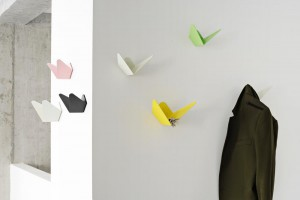 Patères Butterfly - William Ravn pour Makers With Agendas // © MWA