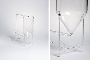 Fabrica - Exposition Drawing Glass - Measurements par Dean Brown // © Fabrica