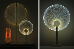 Thanks for the sun series - Collection de lampes par Arnout Meijer Studio // © Arnout Meijer Studio