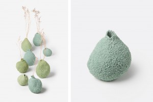 Vases Moss de la collection Else - Michal Fargo pour PCM Design // © PCM Design