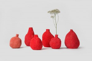 Vases Coral de la collection Else - Michal Fargo pour PCM Design // © PCM Design