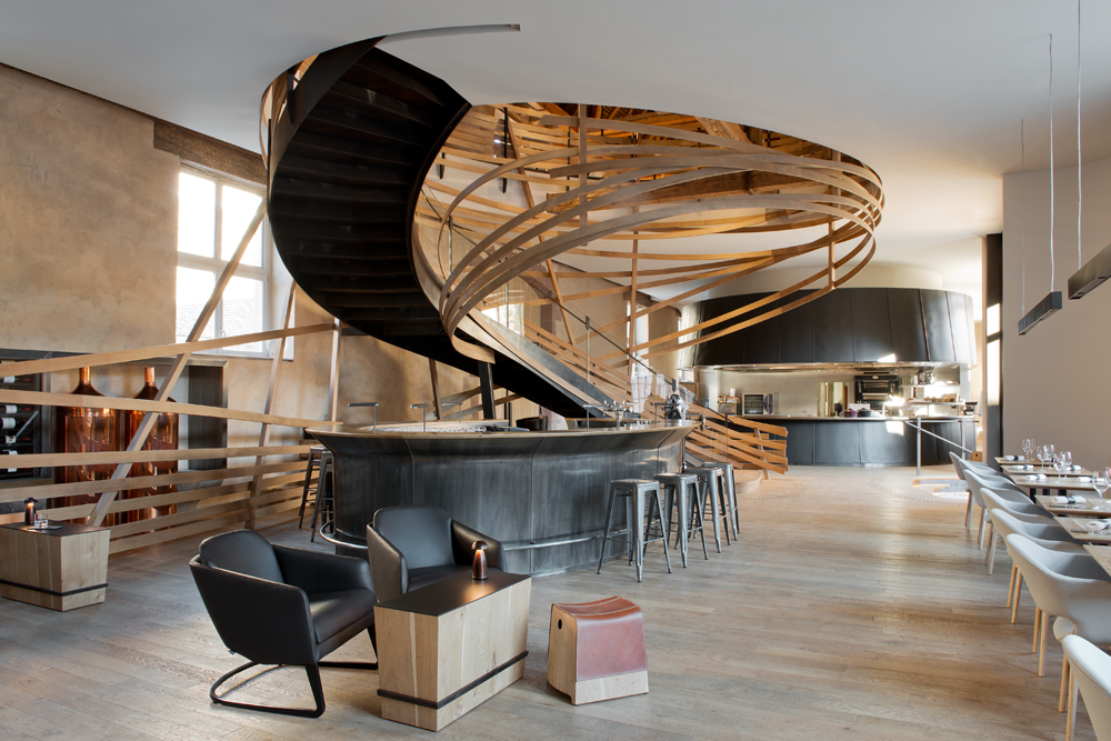 Best of 2014 10 h tels design en france yook for Hotels design en france