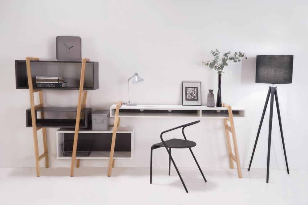 Premi re dition pour miliboo avec le mobilier modulable wood tang yook for Le mobilier design